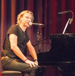 Auftritt im Theaterclub Hamburg am 23.06.2017